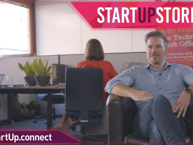 StartUpStories #3 by startUp.connect – Co-Working im Technologiepark in Offenburg ???