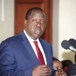 17 Foreigners To Be Deported Over Gambling As CS Matiang'i Signs Orders