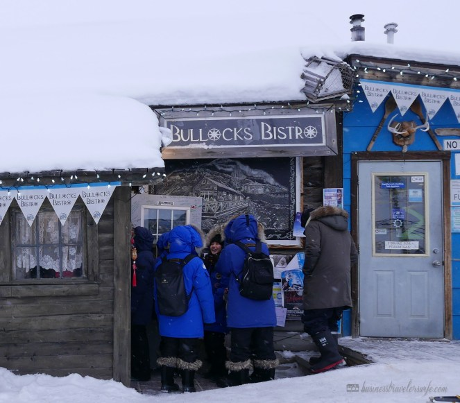 Bullocks' Bistro in Yellowknife, Canada