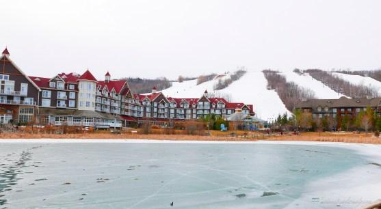 Winter Activities at Blue Mountain Resort