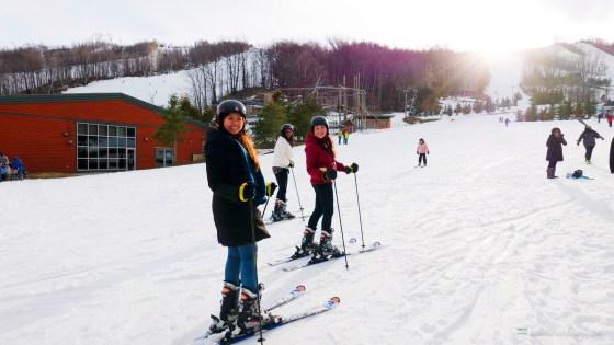 Winter Activities at Blue Mountain Resort Skiing
