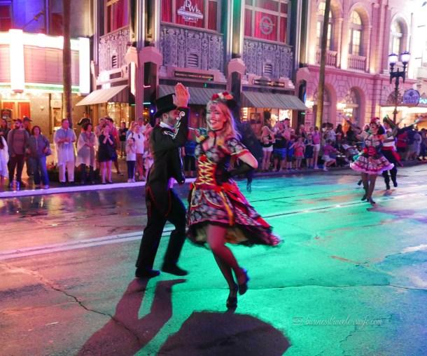 Mardi Gras in Universal Orlando