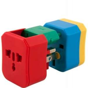 Internation Travel Adapter 4 in 1 Business Travel LIfe