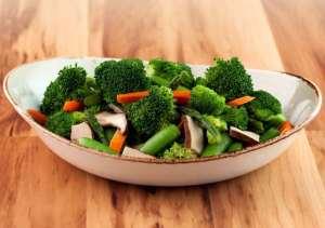 Healthy Options PF Chang Buddha Feast