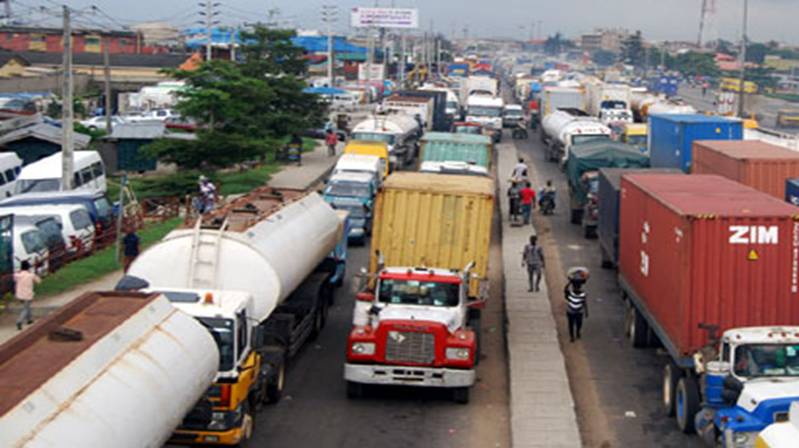 Electronic Call-Up System Ignorance: Lagos impounds 200 trucks