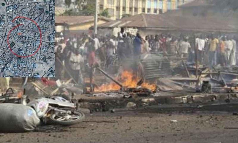 51 killed in Adamawa attack