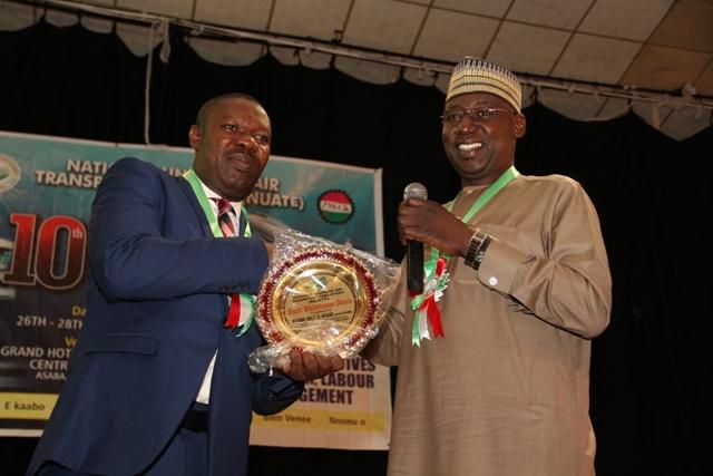 NUATE Honours SAHCOL Chairman With Philanthropic Award