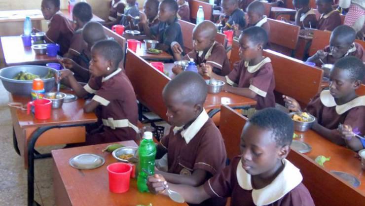 World Food Day 2018:PDU Scores National Home Grown School Feeding Programme High