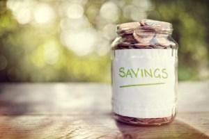 6figure income savings