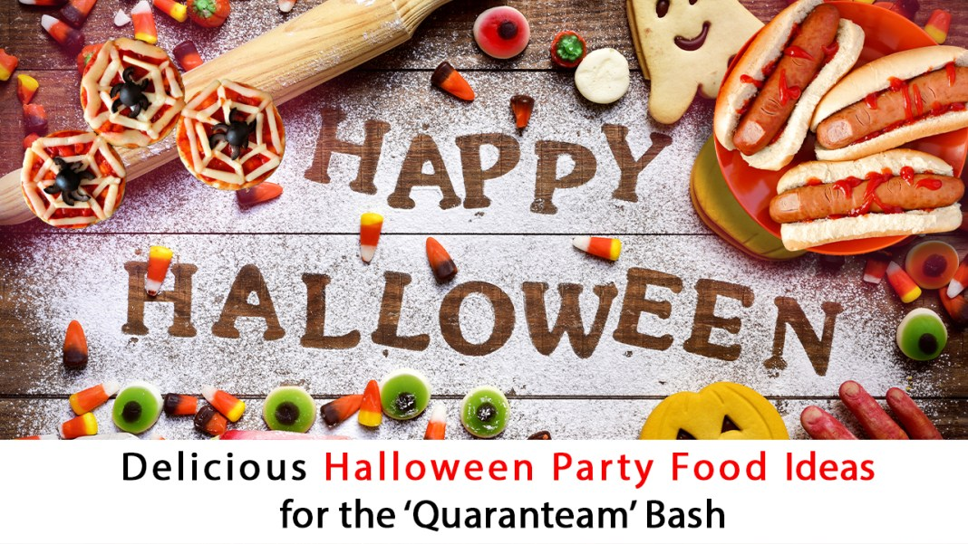 haloween party food