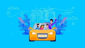 car pool car wash