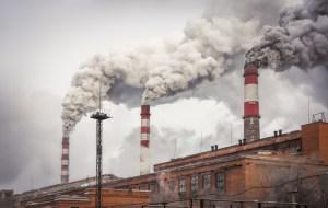 air pollution definition