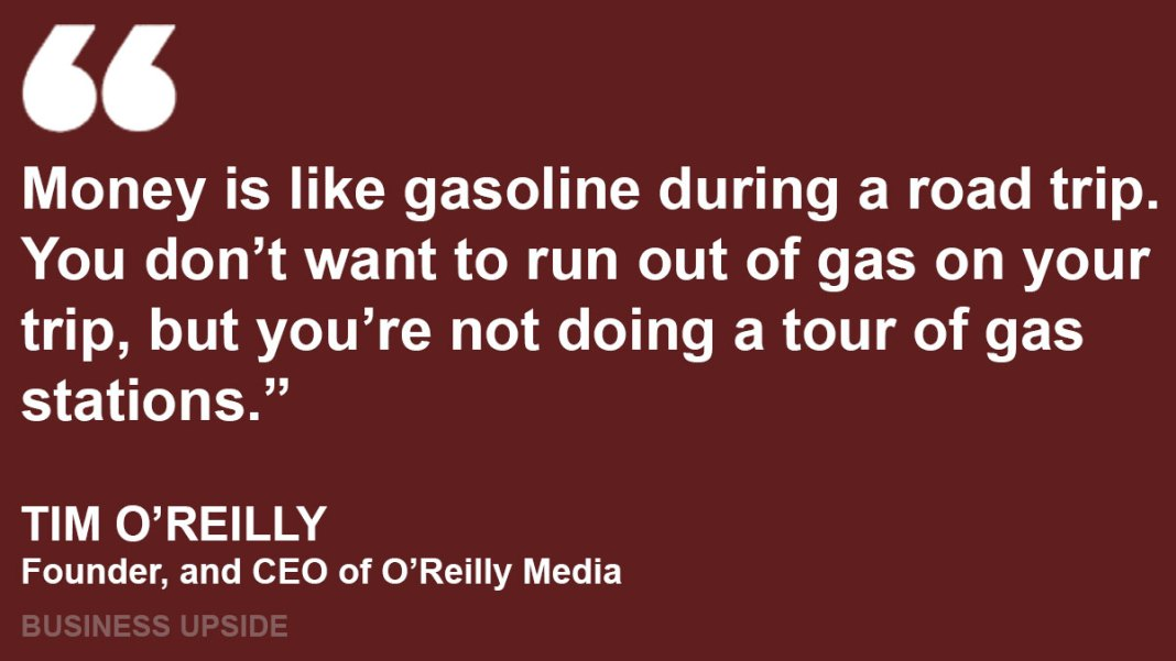 motivational quotes by Tim O'Reilly