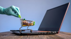 Trend in online shopping