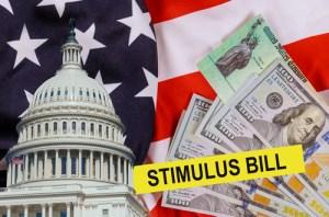 a second stimulus check update