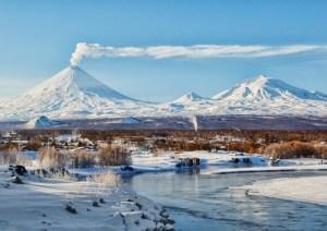 Antarctica volcanoes