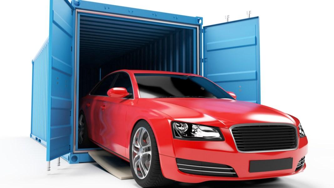shipping a car