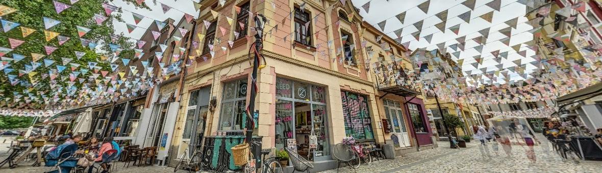 Виртуална разходка на магазин Plovediv