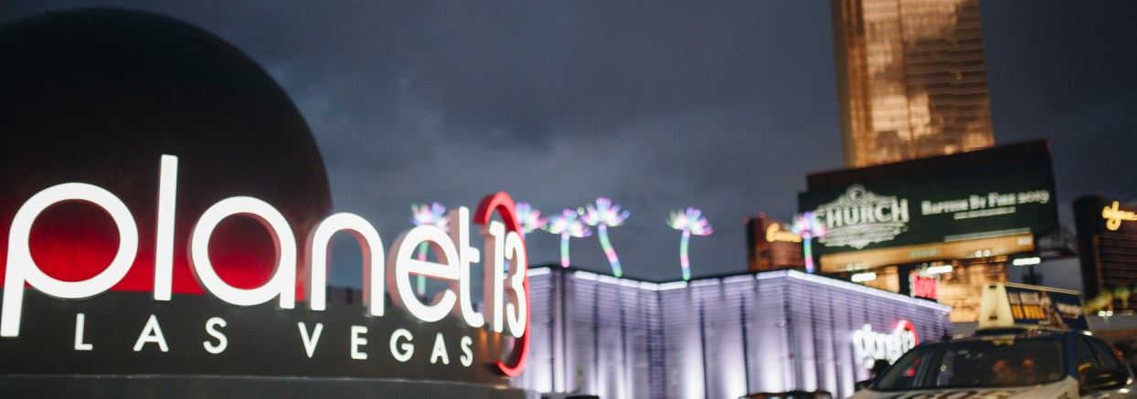 Planet 13 Holdings, Inc. - What happens in Vegas…   Business View ...