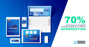 Remarketing is the #1 untapped tool for small businesses