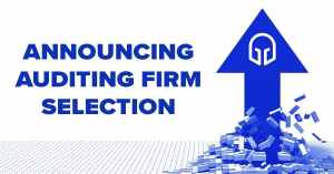 Announcing Auditing Firm Selection