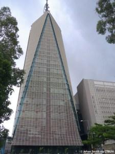 Britam Tower di Nairobi