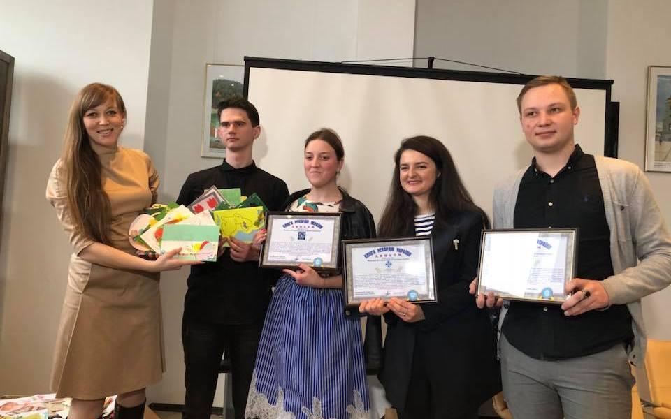 Київська молодь встановила новий рекорд України