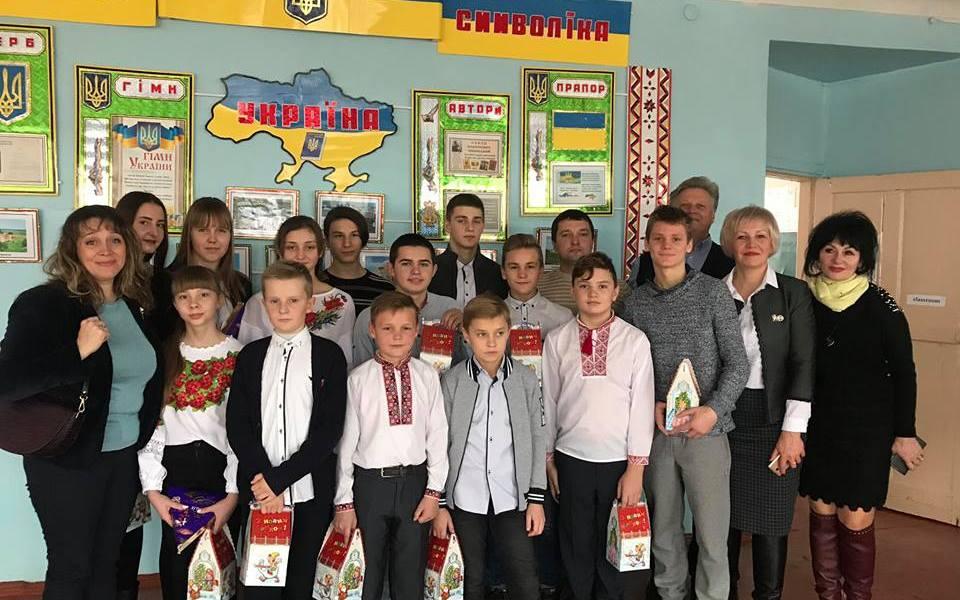 Аліна Скоморохова: Діти – це наше сьогодення і нехай воно буде мирним та радісним