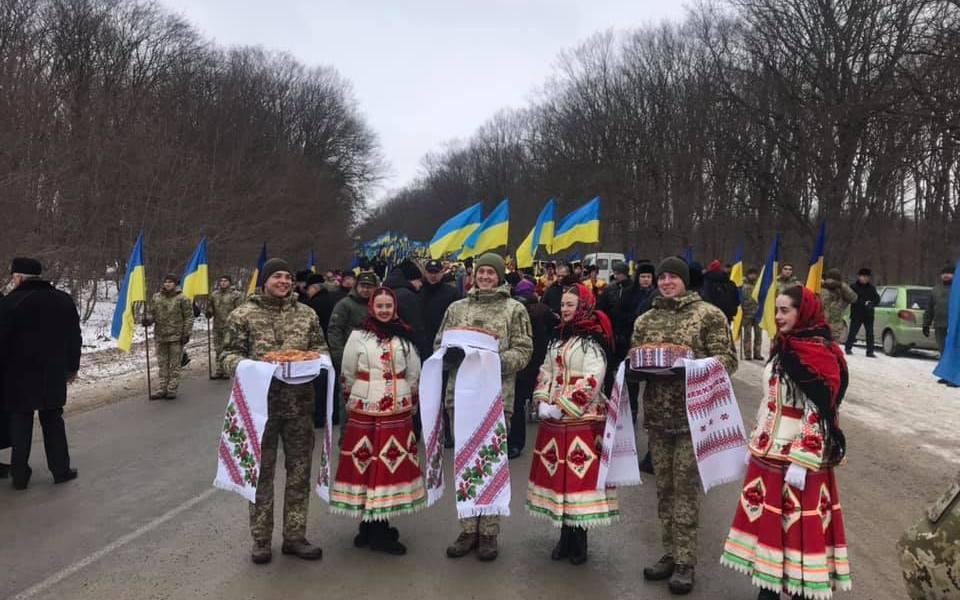 Хмельничани спільно з тернополянами встановили новий рекорд України
