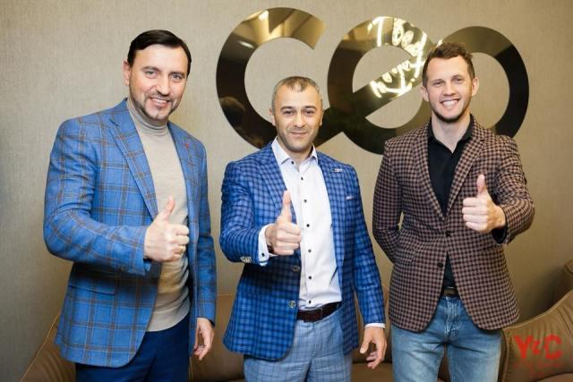 """CEO Club Ukraine виступає офіційним партнером Форуму """"БізнесWoman2019"""""""