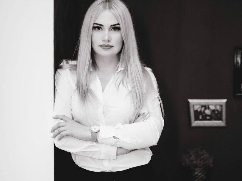 Юлія Бичай про імідж бізнес-леді