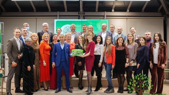 Гала-вечір з нагоди підведення підсумків «Озеленення України»