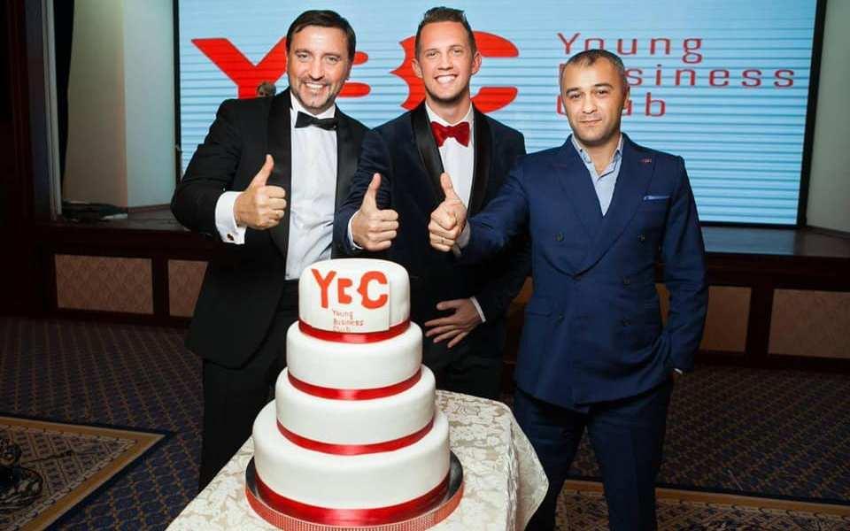 Сергій Гайдайчук про відкриття представництва Young Business Club в Дубай