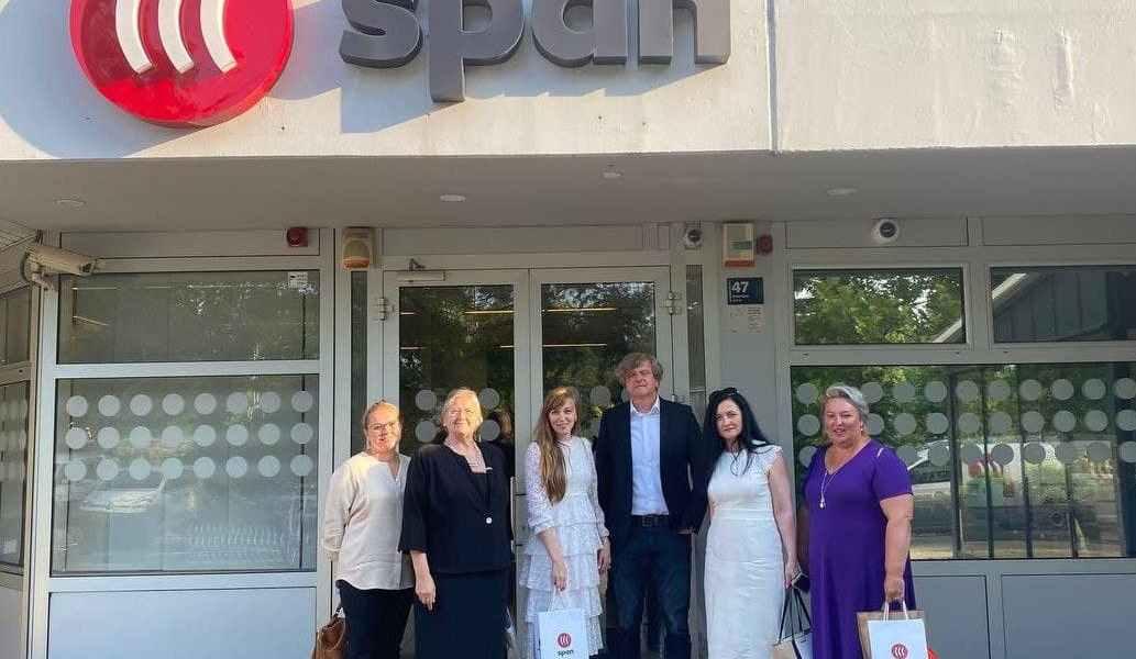 Зустріч Business Woman Club з хорватською ІТ компанією SPAN
