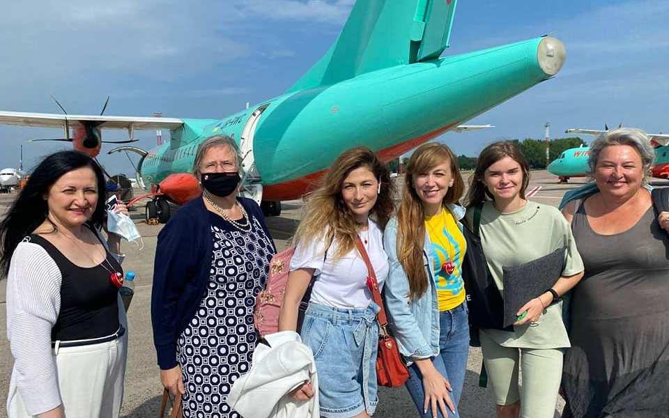 Ділова місія Business Woman Club до Хорватії