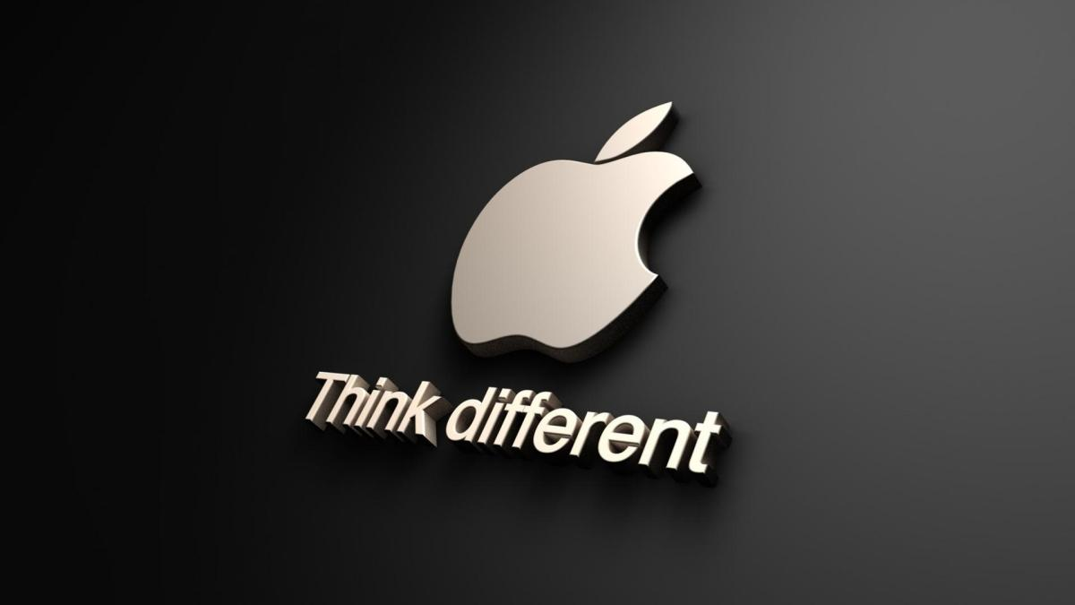 How apple built their brand