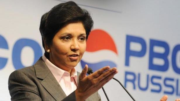 indra nooyi resigns