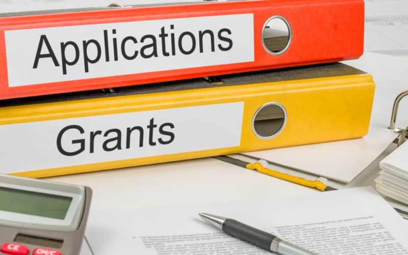 Small business grants applications