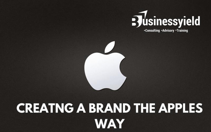apple brand- creating a brand