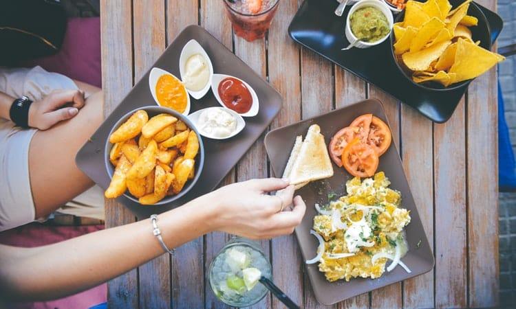 business food ideas