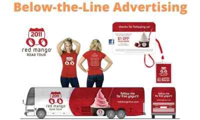 Below-the-Line-Advertising