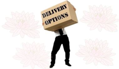 Delivery-options