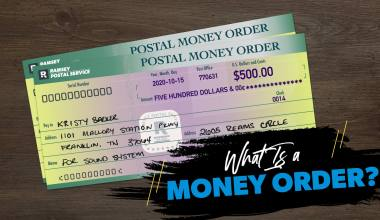 How do money orders work, can you buy money orders with debit card