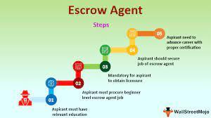 Escrow agent