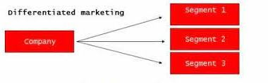differentiated marketing, definition, examples, strategies, advantages