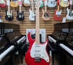 list of electric guitar brands