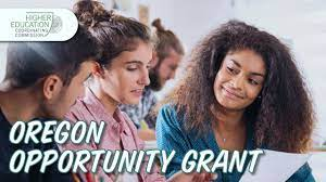 oregon opportunity grant, meaning, deadline, requirement,eligibility, opportunity vs pell