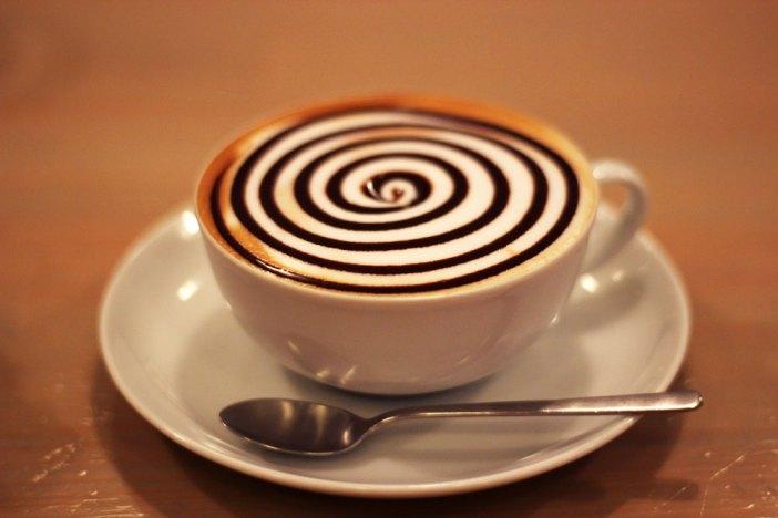そふ珈琲のカフェモカ