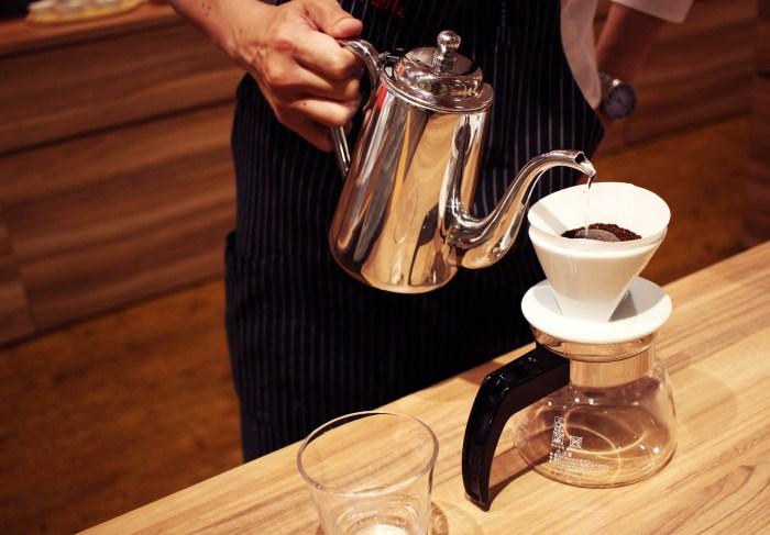 豆香洞コーヒー教室