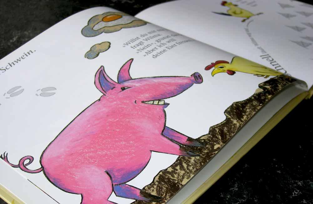 Wilma-Schwein